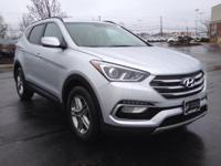 Priced below KBB Fair Purchase Price!2017 Hyundai Santa