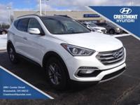 New Price!2017 Hyundai Santa Fe Sport 2.4 Base Frost