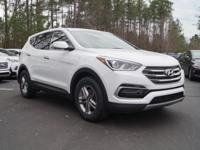 2017 Hyundai Santa Fe Sport 2.4 Base. Carpeted Cargo