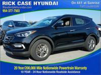 2017 Hyundai Santa Fe Sport 2.4 Base  in Twilight