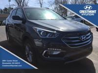 2017 Hyundai Santa Fe Sport 2.4 Base Platinum Graphite