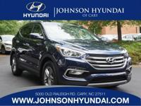 2017 Hyundai Santa Fe Sport 2.4 Base. Popular Equipment