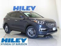 Gasoline! Real Winner! Call Hiley Hyundai . Are you