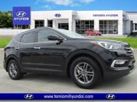 Boasts 27 Highway MPG and 21 City MPG! This Hyundai