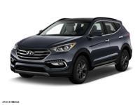Options:  2017 Hyundai Santa Fe Sport 2.4L|2.4L 4Dr