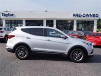 CarFax One Owner! This Hyundai Santa Fe Sport is