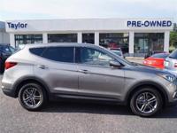 PREMIUM KEY FEATURES ON THIS 2017 Hyundai Santa Fe