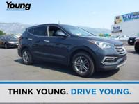 2017 Hyundai Santa Fe Sport 2.4 Base. BIG savings!
