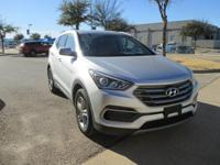 This 2017 Hyundai Santa Fe Sport 2.4L is proudly