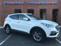 THIS 2017 HYUNDAI SANTA FE IS THE RIGHT SIZED SUV! THIS