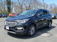 This 2017 Hyundai Santa Fe Sport 2.4L is Priced Below