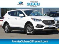 Options:  2017 Hyundai Santa Fe Sport 2.4  4D Sport