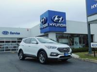 Check out this gently-used 2017 Hyundai Santa Fe Sport