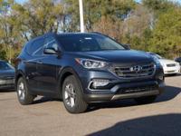2017 Hyundai Santa Fe Sport is no exception! It is