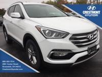 2017 Hyundai Santa Fe Sport 2.4 Base 26/20 Highway/City