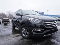 2017 Hyundai Santa Fe Sport 2.4 Base AWD / 4WD, 4-Wheel