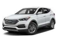 **CERTIFIED READY** 2017 Hyundai Santa Fe Sport 2.4L!