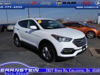 2017 Hyundai Santa Fe Sport 2.4 Base This Hyundai Santa