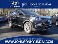 2017 Hyundai Santa Fe Sport 2.4 Base. Popular Equipment