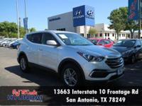 Check out this 2017 Hyundai Santa Fe Sport 2.4L. Its