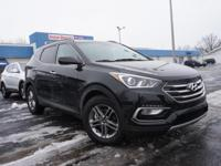 2017 Hyundai Santa Fe Sport 2.4 Base Bluetooth,
