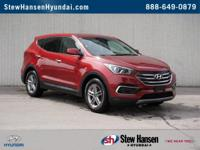 AWD, Like New!!, And CARFAX ONE OWNER. Hyundai