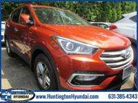 Huntington Hyundai means business! Right SUV! Right