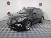 All Wheel Drive! Gasoline! Hyundai has done it again!