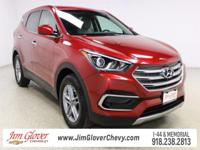 Drive home this 2017 Hyundai Santa Fe Sport 2.4 Base in