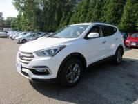 Gasoline! AWD! This wonderful 2017 Hyundai Santa Fe