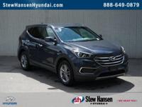 AWD and CARFAX ONE OWNER. Hyundai Certified. Like new.
