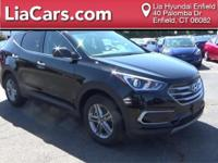 2017 Hyundai Santa Fe Sport in Twilight Black, 1