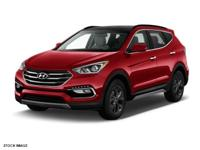 2017 Hyundai Santa Fe Sport 2.4 Base AWD 6-Speed