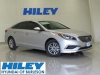 Cloth. Silver Bullet! Come to Hiley Hyundai! Call Hiley