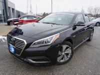 Recent Arrival! CARFAX One-Owner. Sonata Hybrid