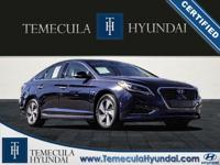 This gorgeous Sonata Limited Hybrid with Ultimate