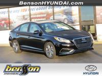 Sonata Hybrid Limited and Black. Has a loyal following
