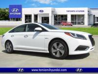 Scores 43 Highway MPG and 38 City MPG! This Hyundai