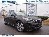 2017 Hyundai Sonata Hybrid Limited Black EXCLUSIVE