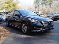 2017 Hyundai Sonata Hybrid Limited. Ultimate Package