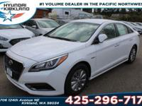 The Hyundai Sonata Hybrid was built giving it all the