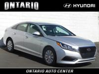 Delivers 45 Highway MPG and 39 City MPG! This Hyundai