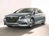 2017 Hyundai Gray Sonata Hybrid 2.0L I4 DGI Hybrid DOHC