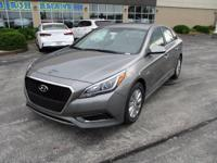2017 Hyundai Sonata Hybrid SE Gray WITH SOME AVAILABLE