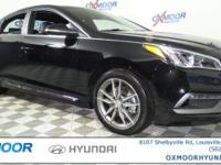 2017 Hyundai Sonata Sport 2.0T 31/22 Highway/City MPG