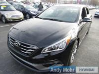 2017 Hyundai Sonata Limited 2.0T ABS brakes, Air