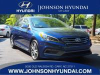 2017 Hyundai Sonata Sport 2.0T. Gray w/YES Essentials