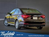 ** 2017 Hyundai Sonata in Silver AURORA NAPERVILLE**.
