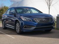 2017 Hyundai Sonata is the rare family vehicle you are