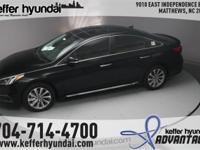 2017 Hyundai Sonata Sport 2.4L I4 DGI DOHC 16V ULEV II